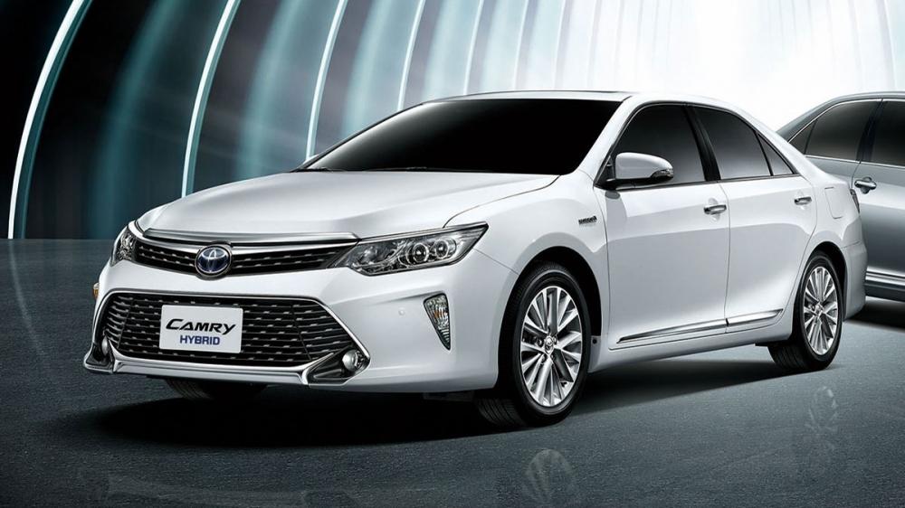 Toyota_Camry(NEW)_Hybrid經典