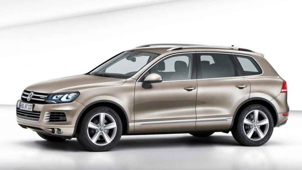 Volkswagen_Touareg_3.0 V6 Hybrid