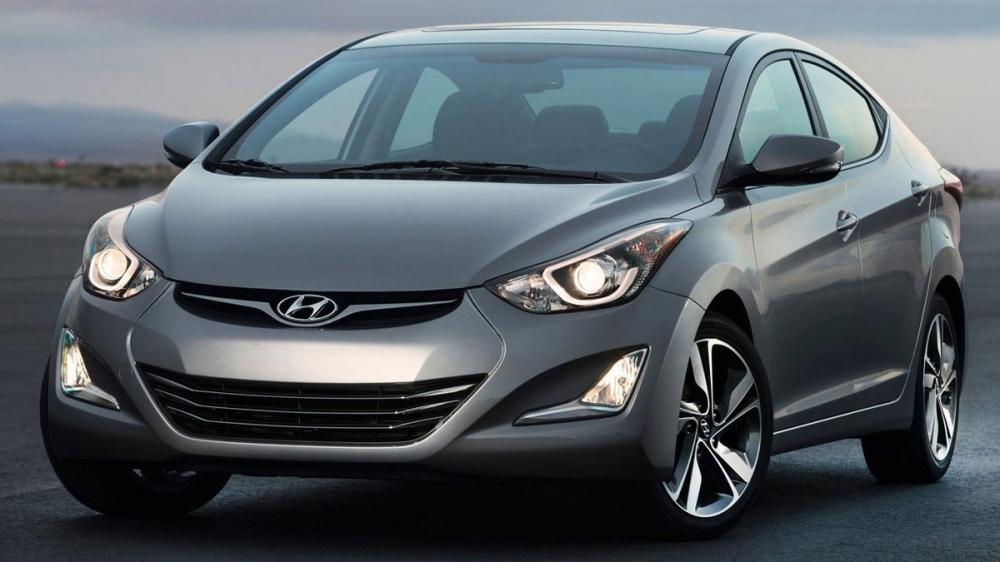 Hyundai_Elantra EX_經典型