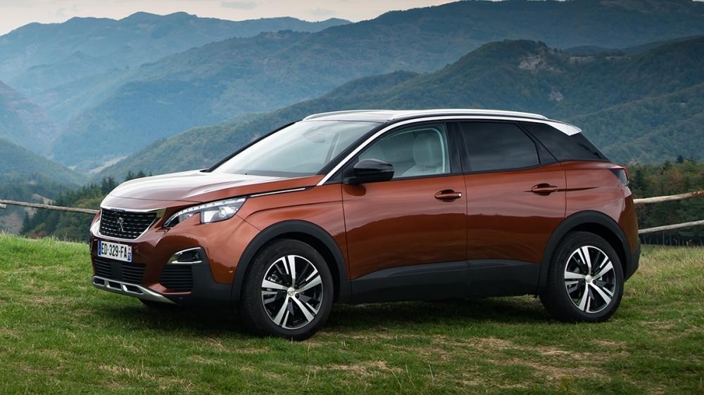 2018 Peugeot 3008 1.2 PureTech Allure