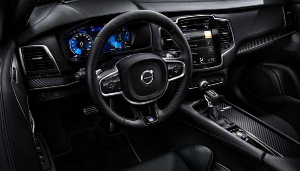 Volvo_XC90_T8 R-Design七人座