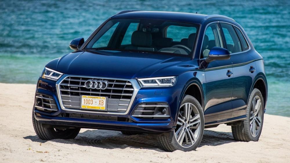 Audi_Q5(NEW)_35 TDI quattro Premium