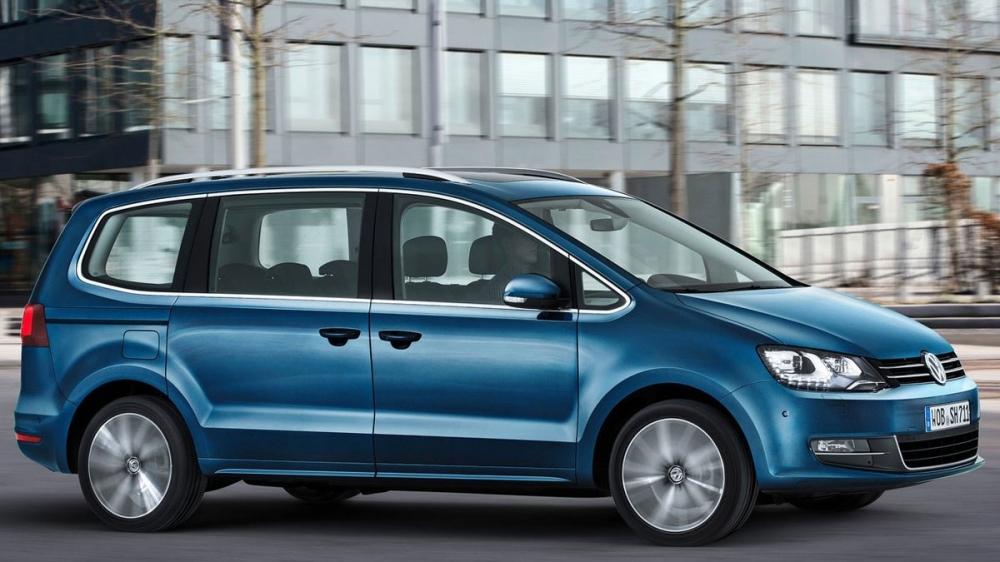 Volkswagen_Sharan_280 TSI BMT Trendine