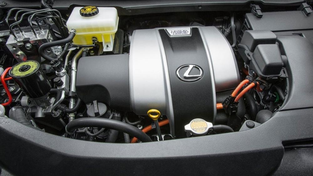 Lexus_RX_450h旗艦版