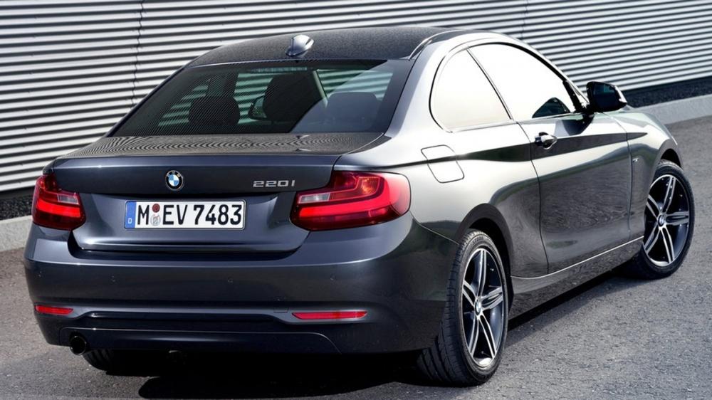 BMW_2-Series_220i M Sport手排版