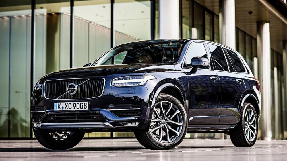 Volvo_XC90_D4 Momentum五人座