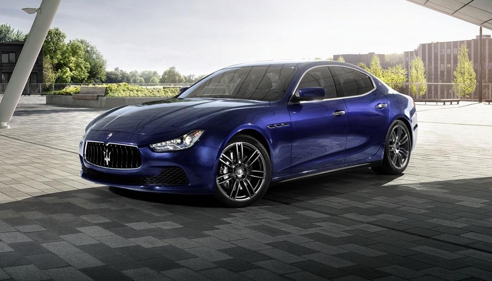 Maserati_Ghibli_S Q4 Plus