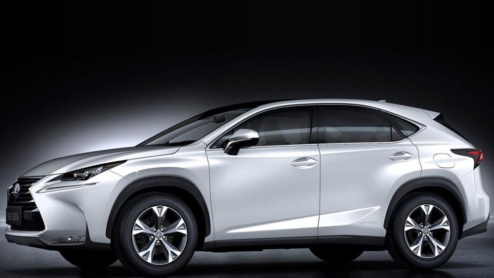 Lexus_NX_300h全景天窗旗艦版