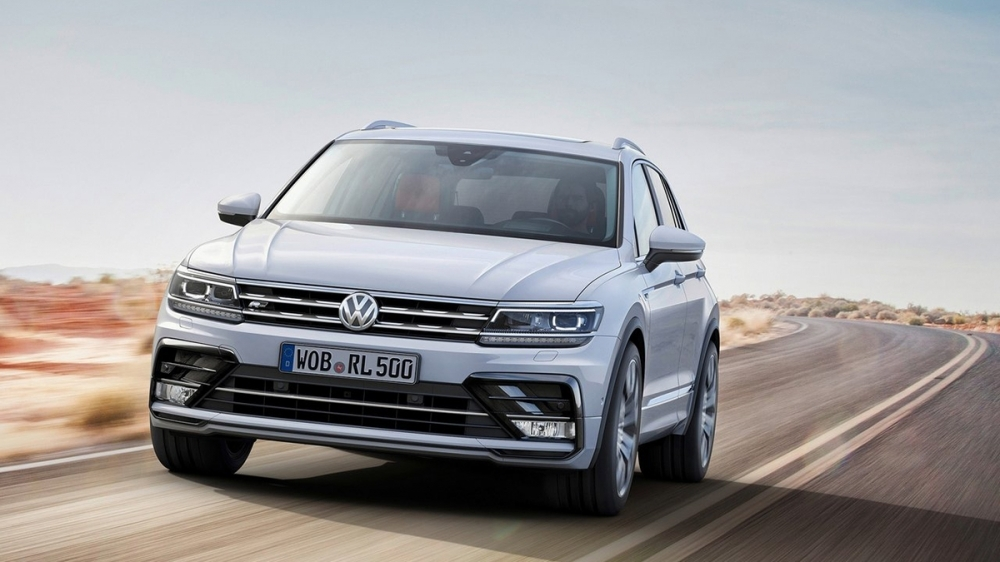 Volkswagen_Tiguan_380 TSI R-Line  Performance