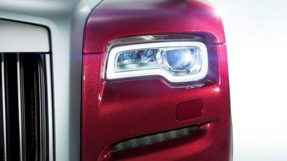 Rolls-Royce_Ghost Series Ⅱ_6.6 V12 EWB