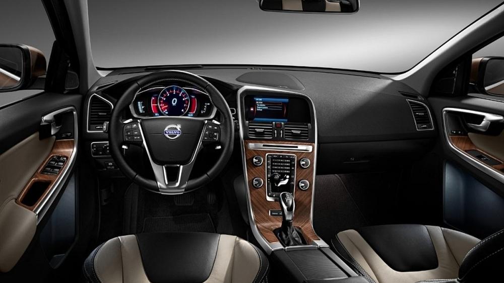 Volvo_XC60_D4安全旗艦版