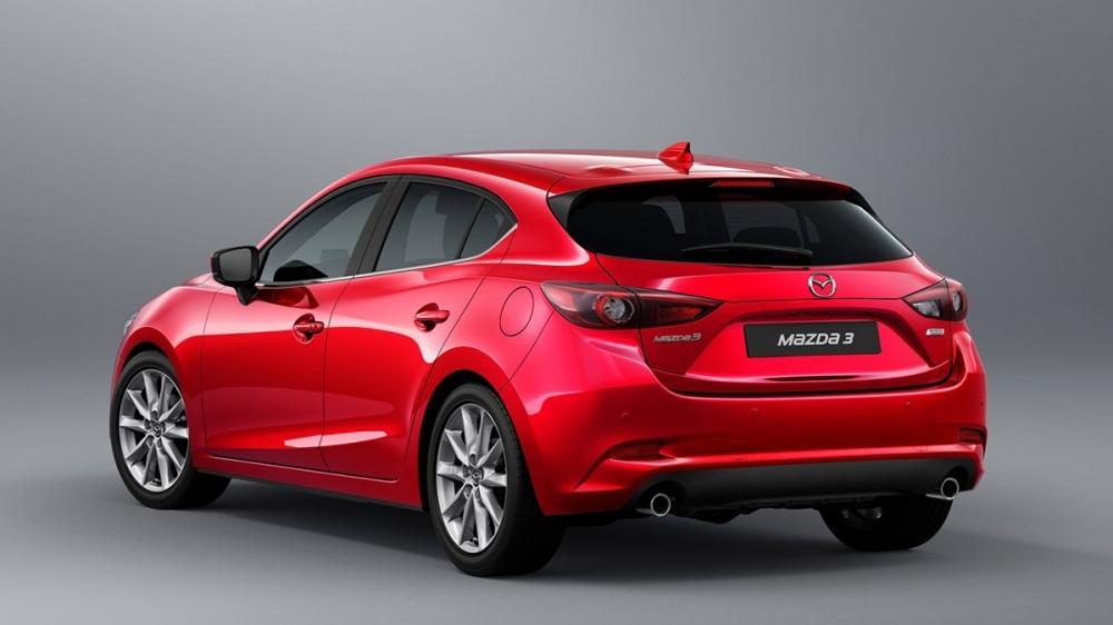 Mazda_3 5D_2.0豪華進化版