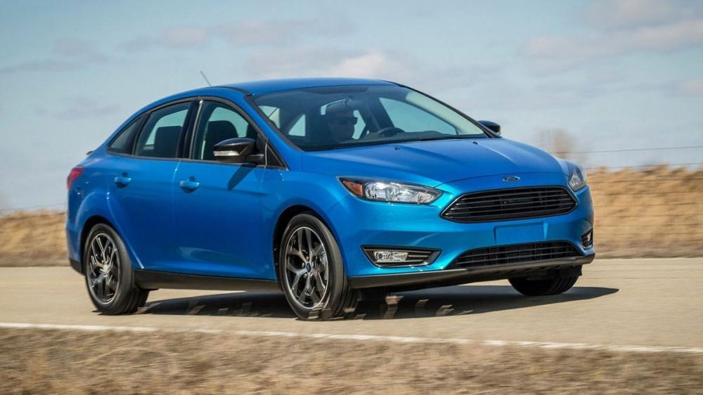 Ford_Focus 4D_EcoBoost 125汽油時尚經典型