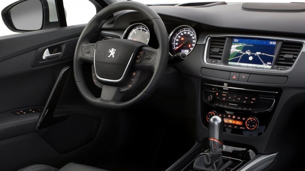Peugeot_508_1.6 e-HDi Classic