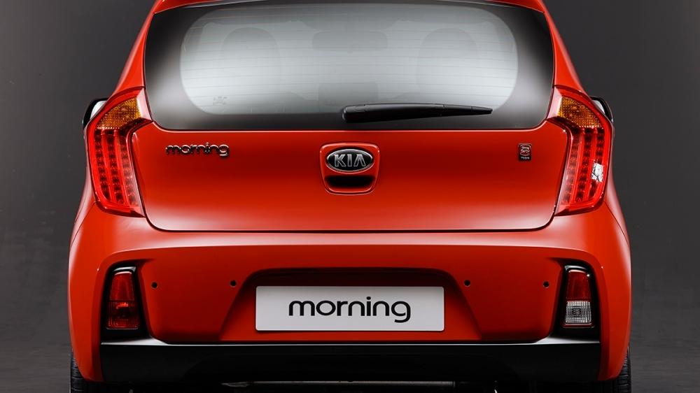 Kia_Morning_1.2經典版