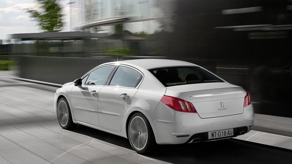 Peugeot_508_1.6 e-HDi Design
