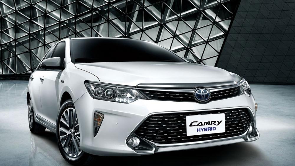 Toyota_Camry(NEW)_Hybrid旗艦