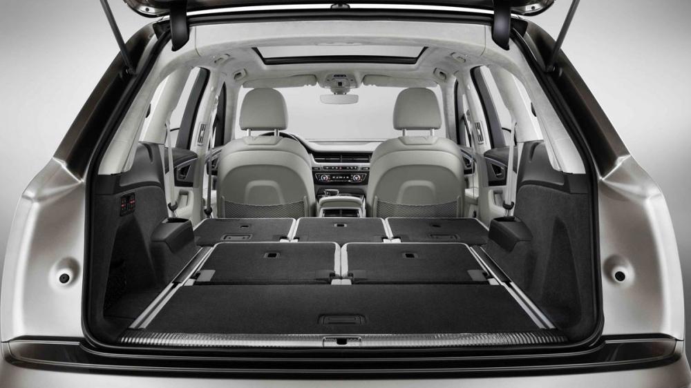 Audi_Q7_40 TFSI quattro Luxury七人座