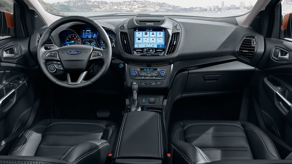 Ford_Kuga_EcoBoost 245旗艦型