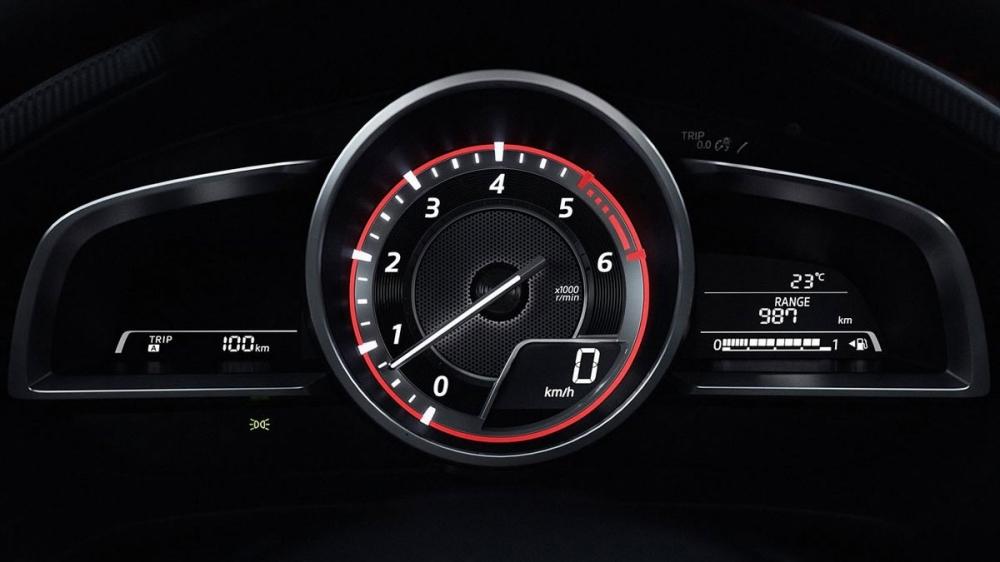 Mazda_3 4D_2.0尊榮安全版