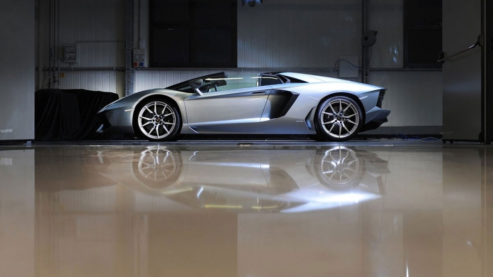 Lamborghini_Aventador Roadster_V12