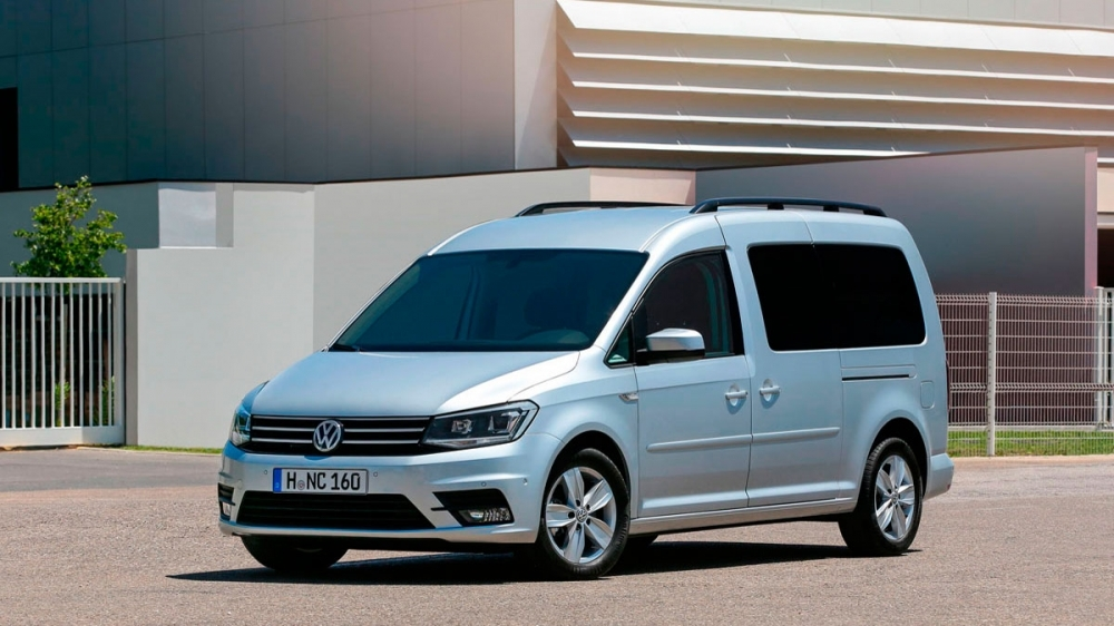 Volkswagen_Caddy_Maxi 1.4 TSI