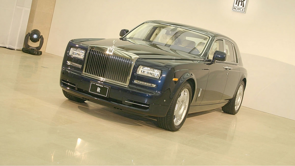 Rolls-Royce_Phantom Series Ⅱ_6.75 V12