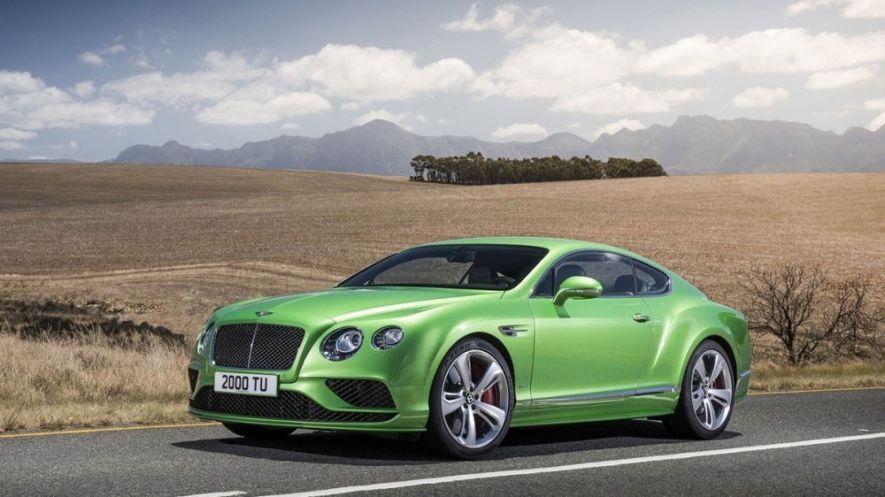 Bentley_Continental GT_Speed 6.0 W12