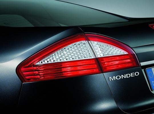 Ford_Mondeo_2.0 柴油經典型