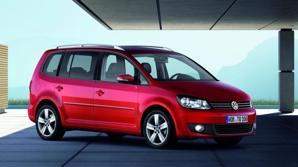 Volkswagen_Touran_1.6 TDI