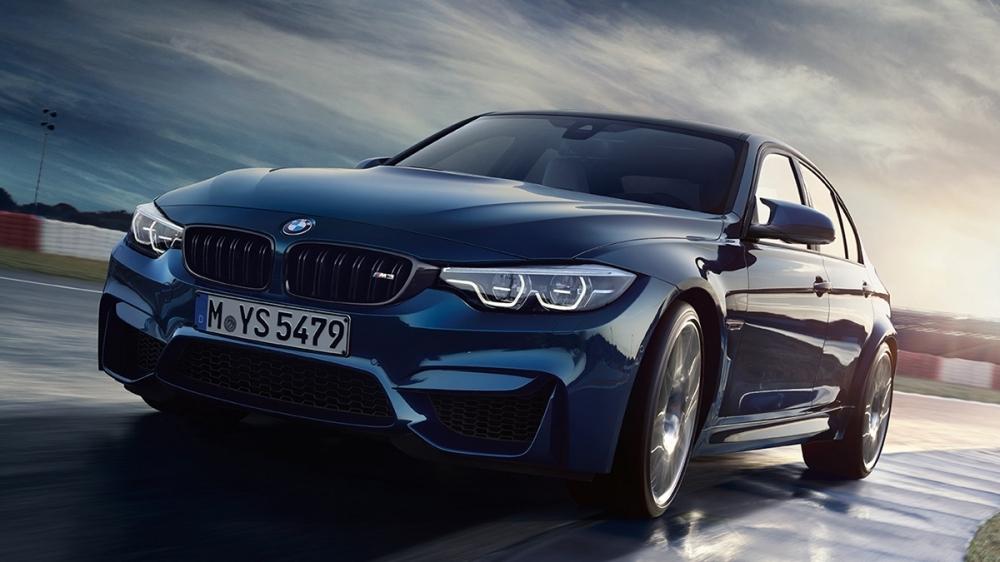 BMW_3-Series Sedan_M3 Competition自排版