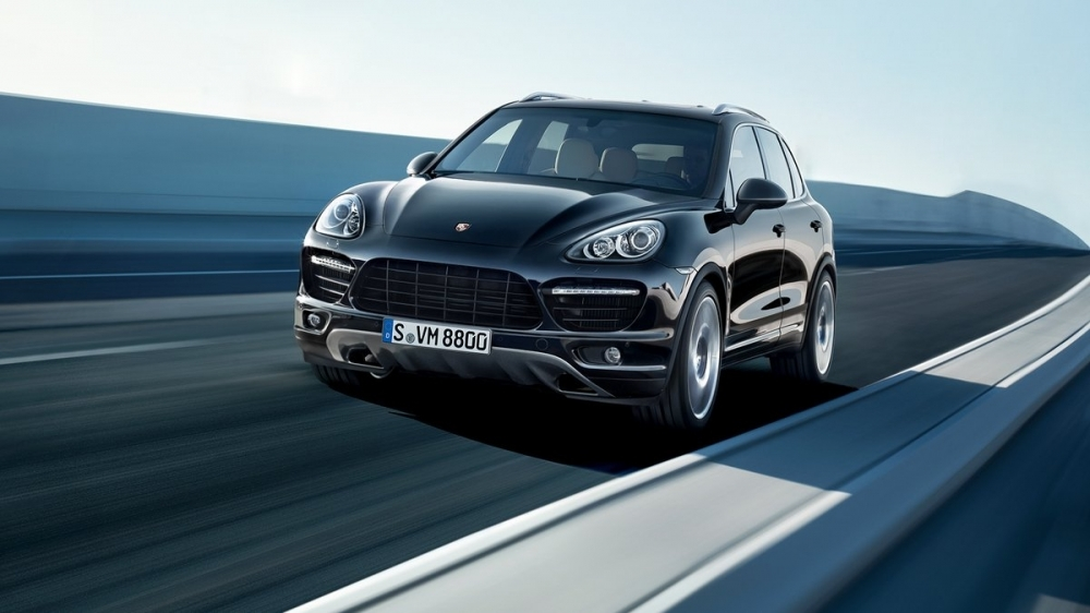 Porsche_Cayenne_Turbo Tiptronic