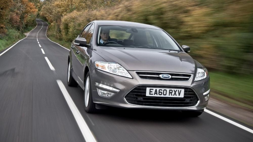 Ford_Mondeo TDCi_2.0豪華型