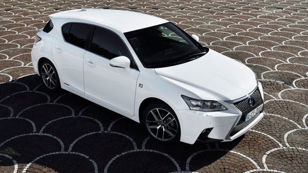 Lexus_CT_200h F Sport菁英版