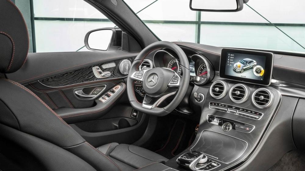 M-Benz_C-Class Sedan_AMG C43 4MATIC