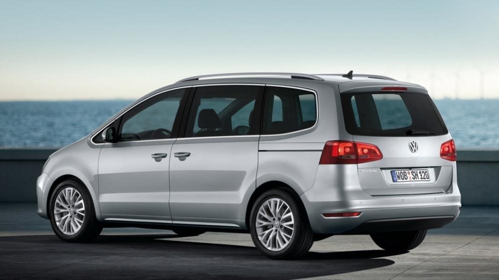 Volkswagen_Sharan_2.0 TDI BMT Highline六人座