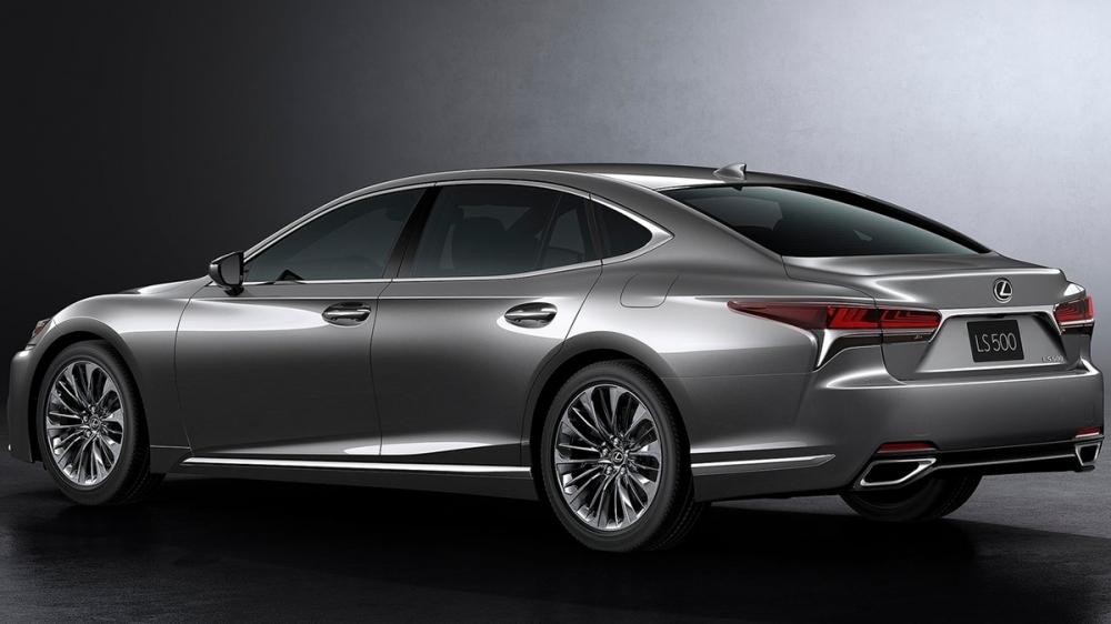 Lexus_LS_500頂級版