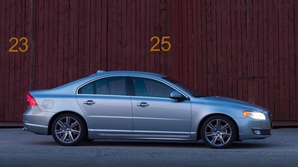 Volvo_S80_D5 豪華版