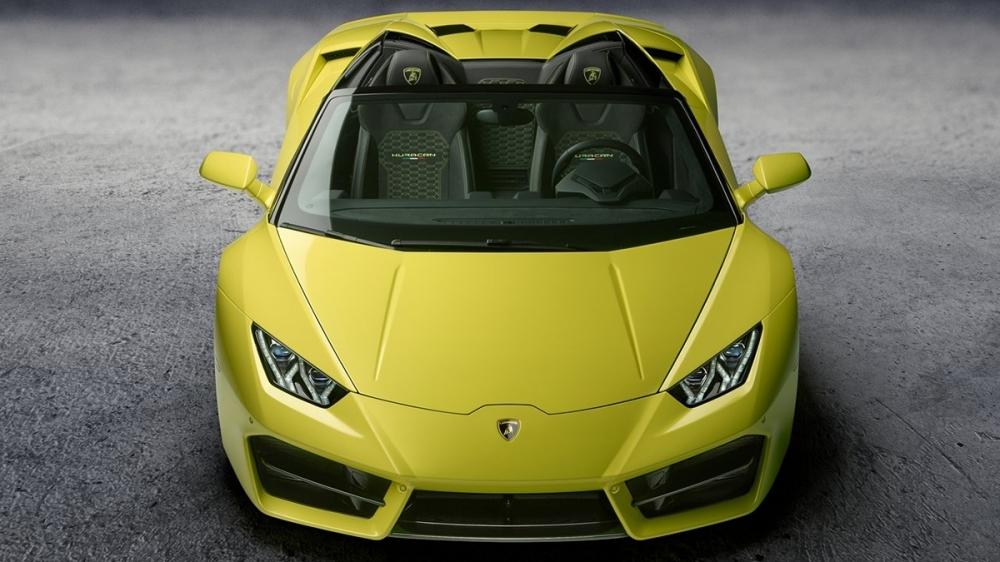 Lamborghini_Huracan Spyder_V10 RWD