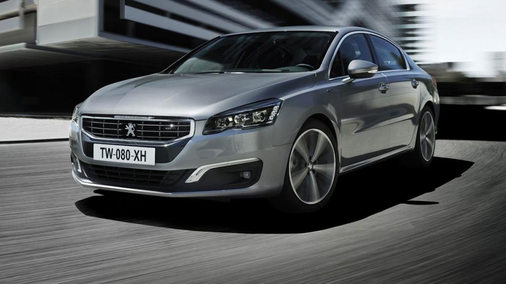 Peugeot_508_Blue HDi 1.6 Premium