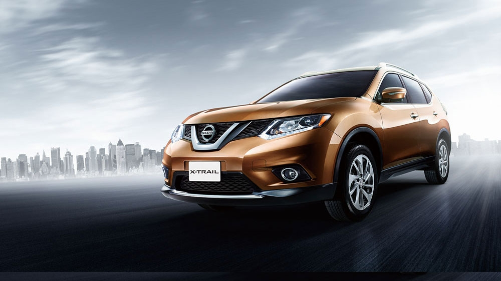 Nissan_X-Trail_2.0經典版