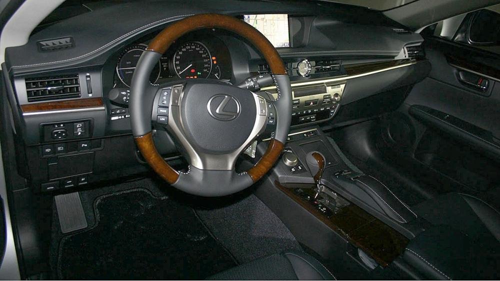 Lexus_ES_250旗艦版