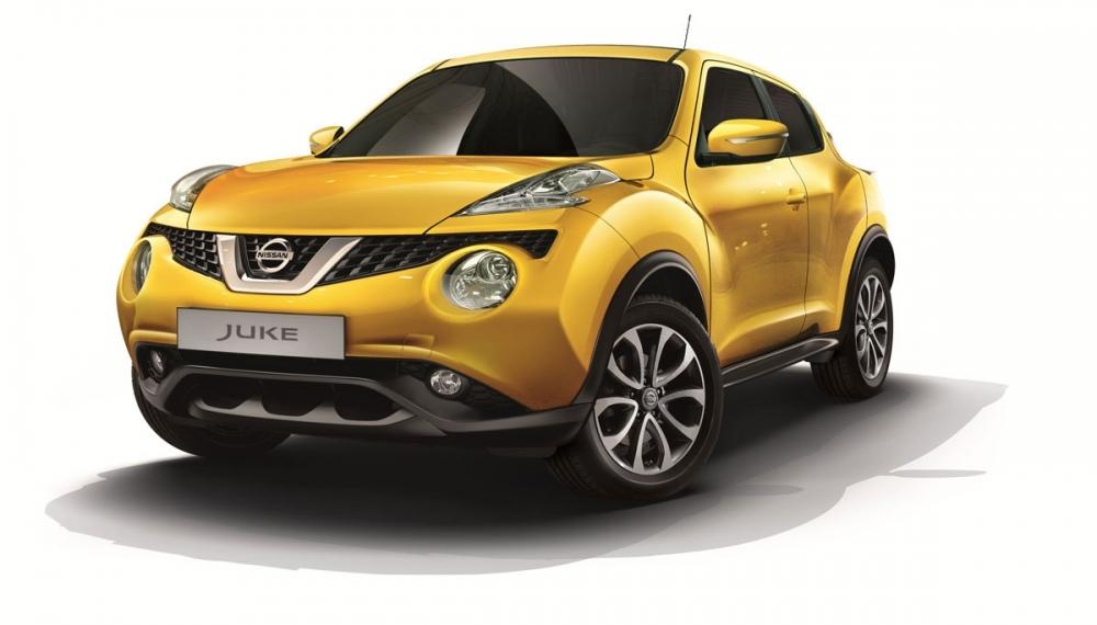 Nissan_Juke_1.6渦輪增壓奔放天窗版