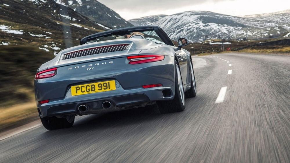 Porsche_911 Carrera(NEW)_Cabriolet
