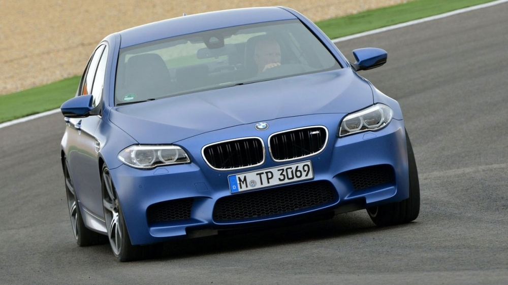 BMW_5-Series Sedan_M5 Competition