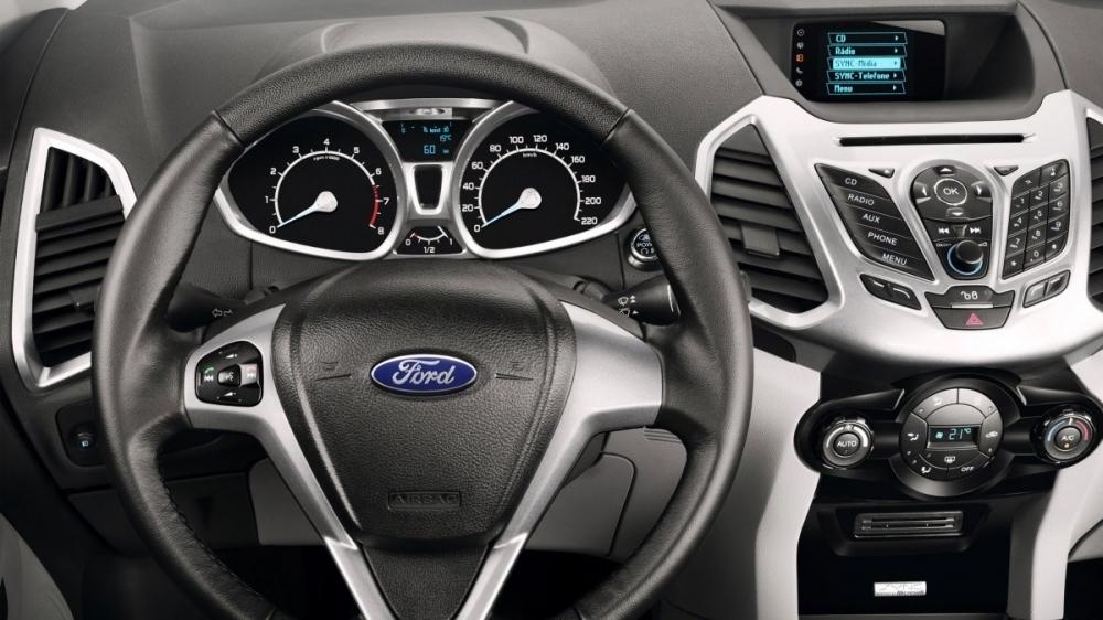Ford_EcoSport_1.5都會時尚型
