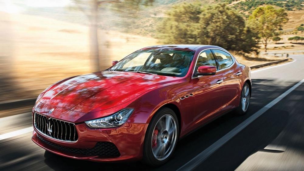 Maserati_Ghibli_3.0 V6 Sport