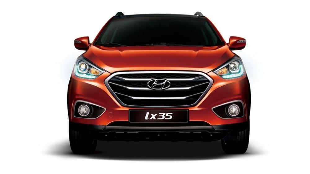 Hyundai_ix35_柴油2.0旗艦4WD