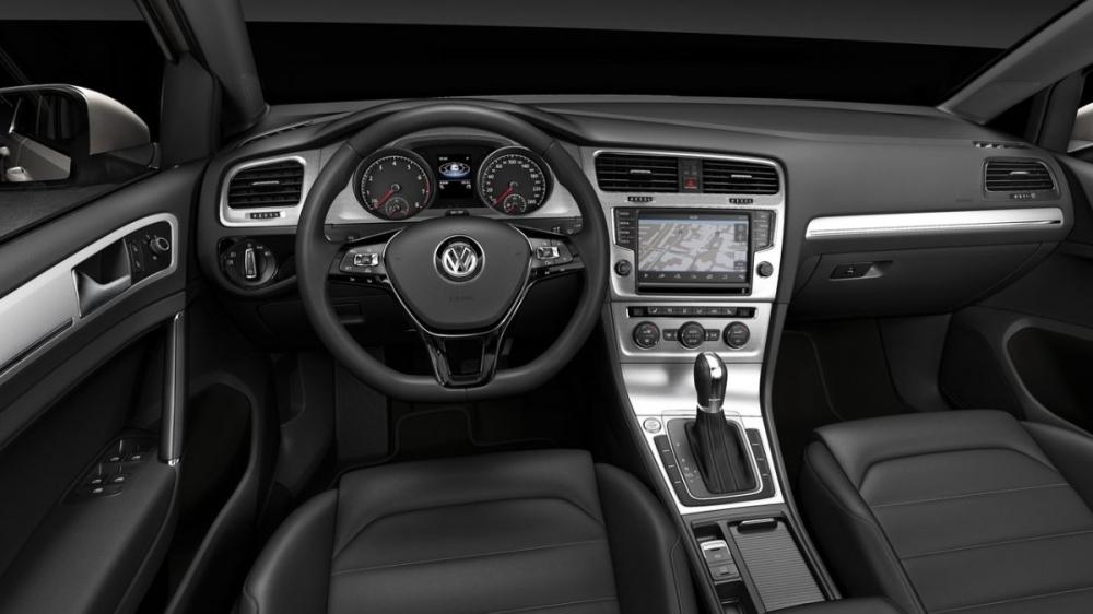 Volkswagen_Golf_1.6 TDI Trend Line