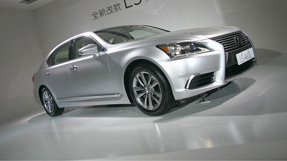 Lexus_LS_460L OTTOMAN